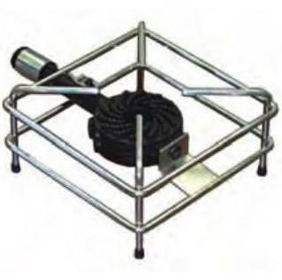 Fornellone in Filo Cast iron 30x30cm Art.635570
