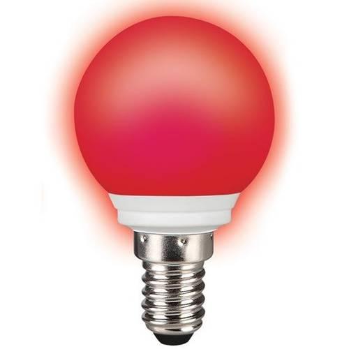 Bulb Led Toledo Outdoor Ball Red E14 Sylvania 0026892