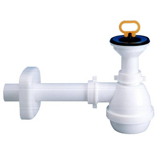 Siphon for Ceramic Sink A Bathtub