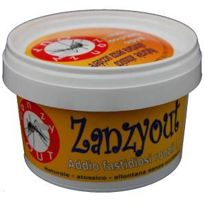 Zanzyout Repellent Mosquitoes Natural 250gr