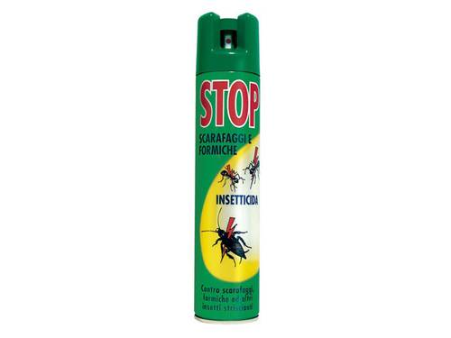 Insecticide Spray Cockroaches and Ants 400ml Stop
