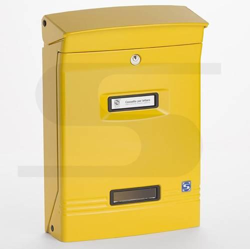 Mailbox Gioiosa Gialla 10-400.1021 Silmec