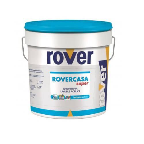 Idropittura Lavabile Acrilica Rovercasa Super 750ml Rover