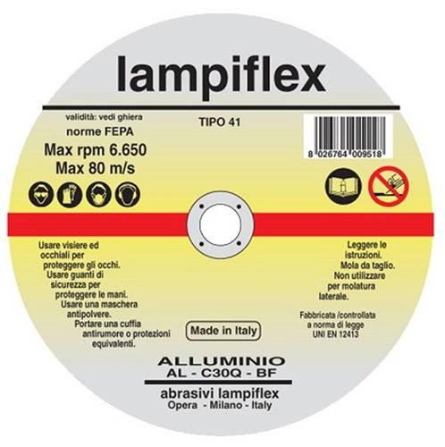 Disc Cutting Aluminum Lampiflex
