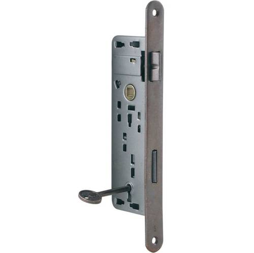 Bronze Patent Lock. Great