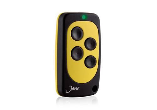 Remote control for Gates V JANE Yellow Italfile