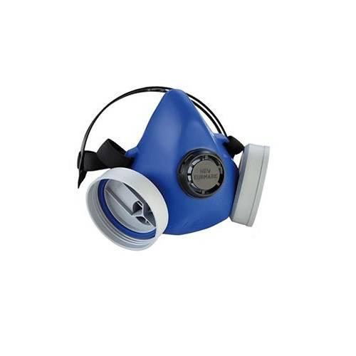 Hypoallergenic TPE Semi-mask Respirator 2 Filters MEDOPAIR II Lansec Italia