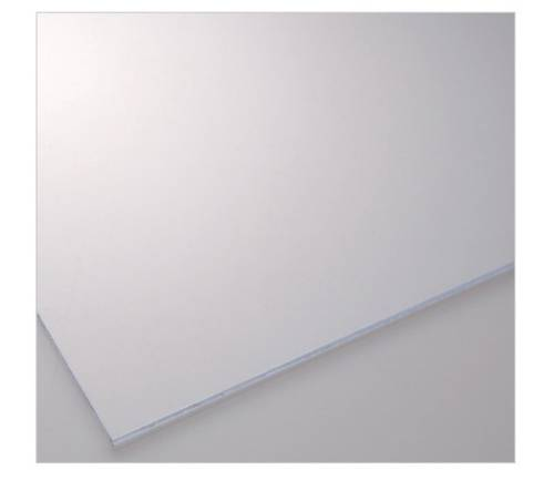 Poliver Polystyrene Transparent Glass Sheet Poliver