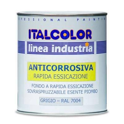 Anti-Corrosion Gray Corrosion Drying Correction Italcolor