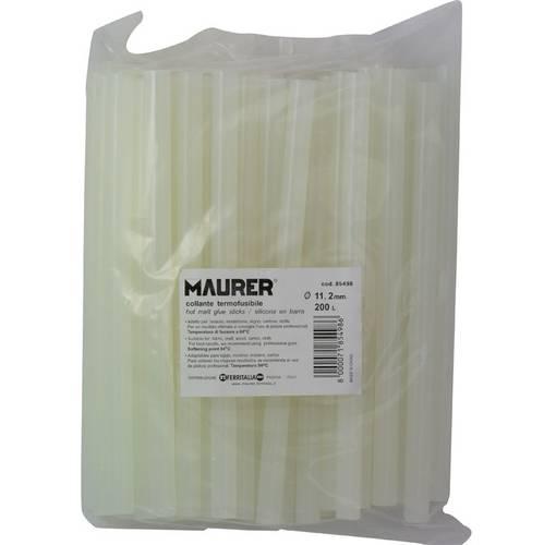 Glue Warm White mm.11,2x200 085,498 Maurer