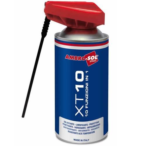 Lubrificante Multiuso Spray XT-10 400ml Ambro-sol
