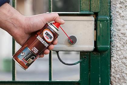 SVITOL LOCKS Lubricant Spray 200 ml Rustproofing 2313 Arexons