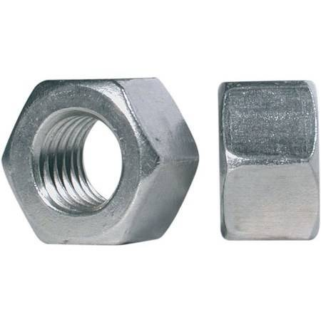 Hexagonal nut Stainless A2 UNI 5587