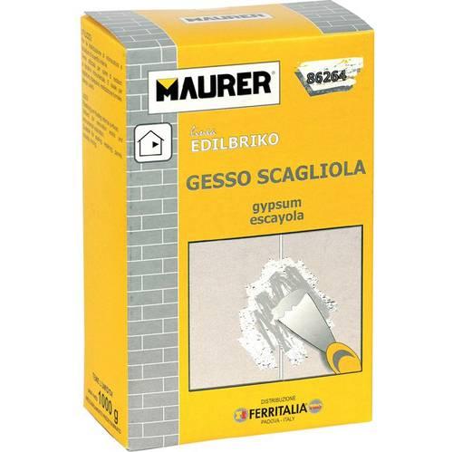 Gesso Scagliola 1Kg Edilbriko Maurer 86264
