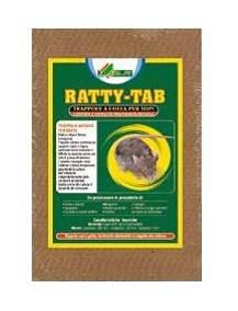 2 Tablets Adhesives mice ratty TAB Al.Fe