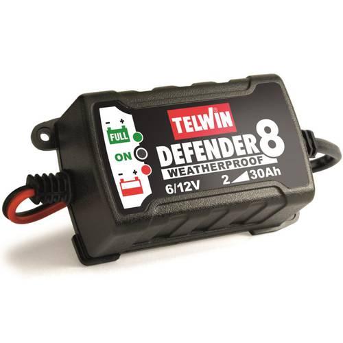 Charger Maintainer Upload DEFENDER 8 6 / 12V Telwin 807553