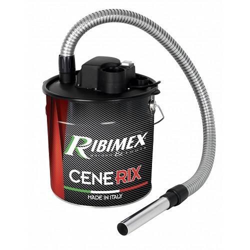 Cenerix 18 liter 1200W ash vacuum cleaner PRCEN003 / 1200 Ribimex