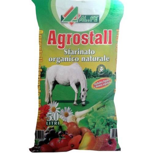 Manure AGROSTALL 50 Liters Al.Fe