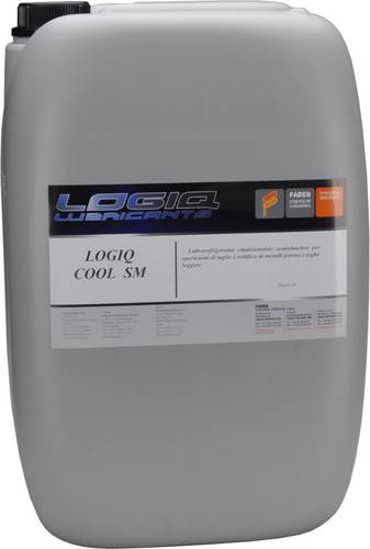 Lubricant Refrigerant LOGIQ COOL SM 25 Liters Faren for Cutting and Grinding