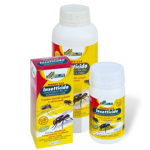 Insecticide Liquid Concentrate PERMEX 22 And Al.Fe