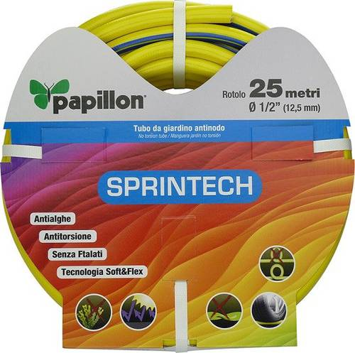 "Rubber Hose for Watering Garden Mesh 1 ""-25 mt Papillon"