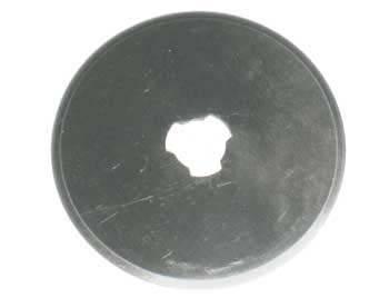3 Round Replacement Blades Cutter Ausonia 55218
