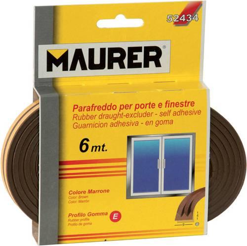 Winterfronts tape Rubber Fixtures Mt.6 Maurer