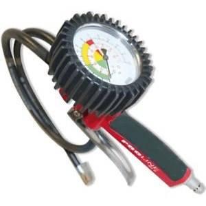 Inflating gun with manometer Special Spiralflex Art.813 Q26013 Airex