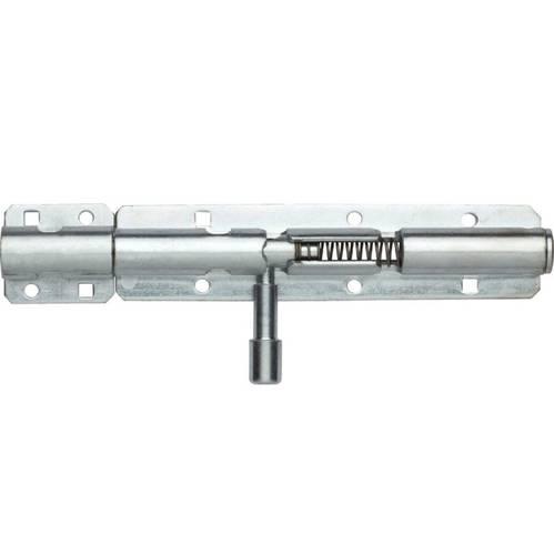 Galvanized bolt-holder with mm.12x195