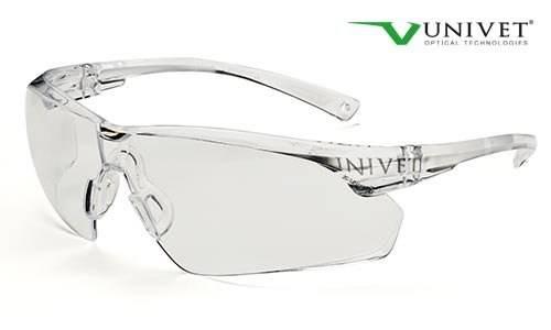 Scratch resistant glasses Univet 505U.00.00.00