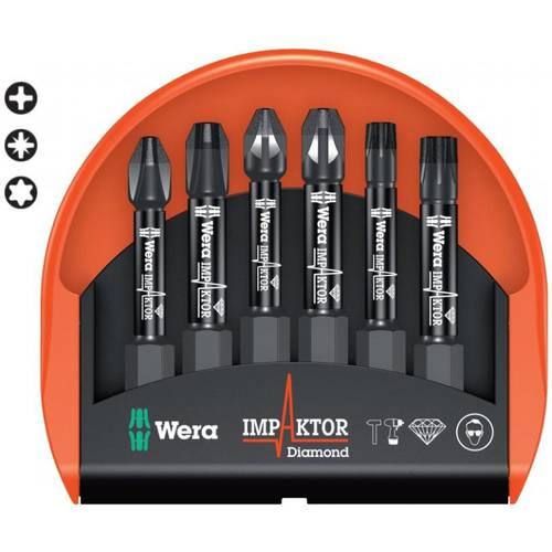 Set 6 Inserti per Avvitatore a Impatto Mini-Check Impaktor 4 Wera - FerramentaMania
