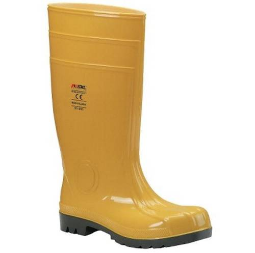 Antinfortunistici Yellow PVC boots S5 SRC 570110 SKL