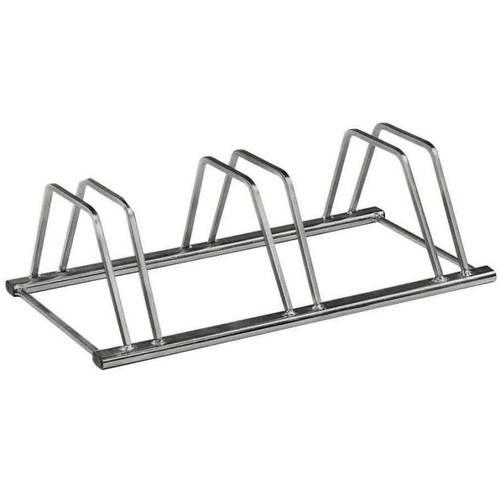 Modular Galvanized Bicycle Rack