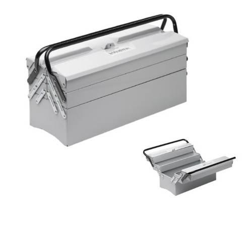 Tool Box Steel Tools 5 Compartments 80219 Maurer