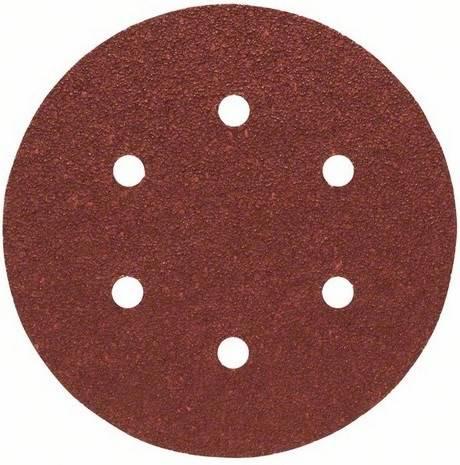 Discs Abrasive Paper Velcro 150mm gr.120 10 Pieces 349.97 PG Professional