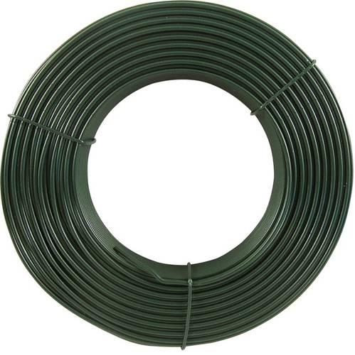 Green Plasticized Tension Wire