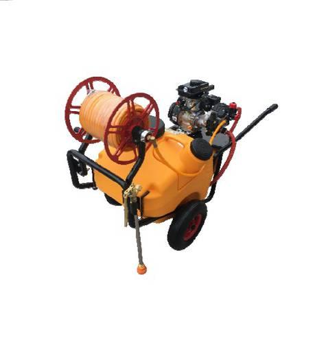 Wheelbarrow Motor Pump 100lt 835F Volpi