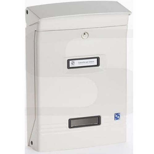 Mailbox Gioiosa White 10-400.9001 Silmec