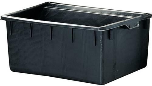 Corba Rectangular Container Black ICS