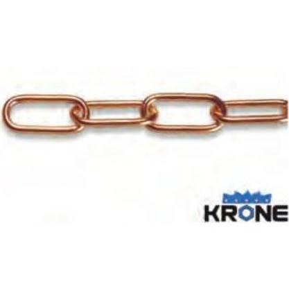 Genovese chain Brass