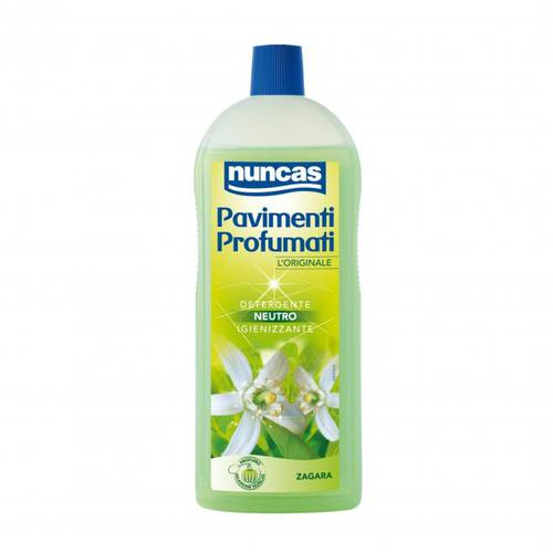 Perfumed Detergent Detergent Zagara 1Lt Nuncas