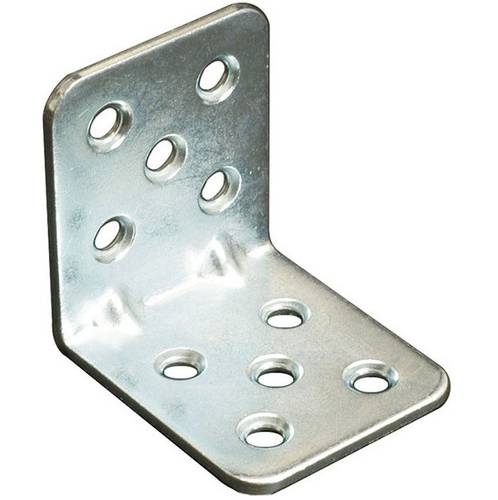 Heavy plate Corner 45x45x40mm article 112 Sipa