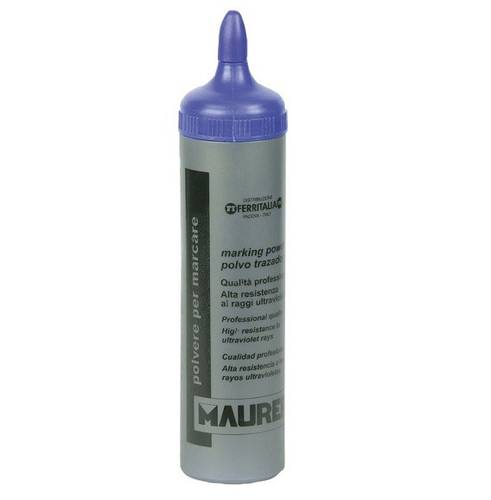 Blue Powder for GOOD LINE Tracers 400 gr 55092 Maurer