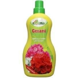 Fertilizer Liquid Fertilizer for Geraniums 1 Liter Al.Fe