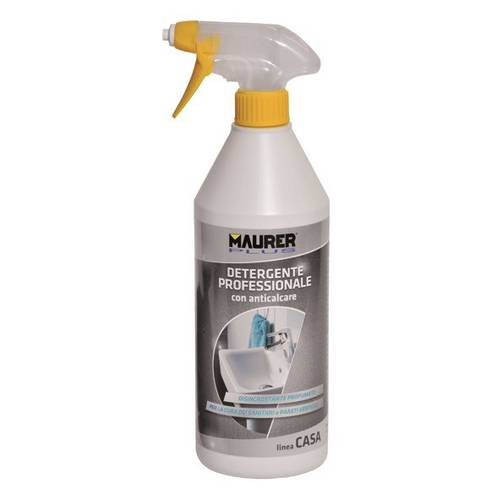 Detergent Spray Anti-scaling Hygiene Bathroom Sanitary 750 ml Maurer