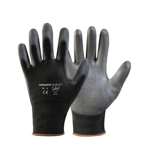 NYLON Gloves in Nylon / Polyurethane Continuous Thread Vega