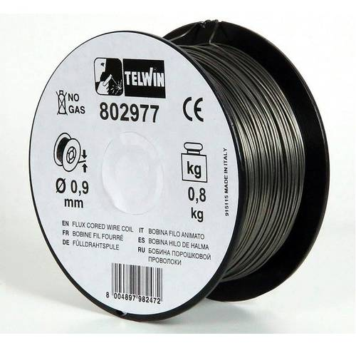 Animated Wire Spool for Welding 0.9 mm Kg.0,8 Telwin 802977