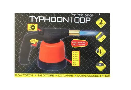 Gas Cartridge Welder (NOT INCLUDED) Ignition Piezo TYPHOON 100P