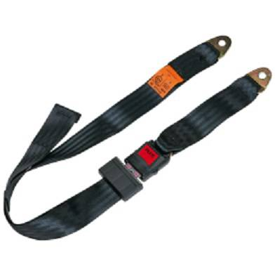 Safety Belt 2 Points Static 025FS
