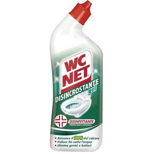WC NET Descaler Disinfectant Gel 700 ml